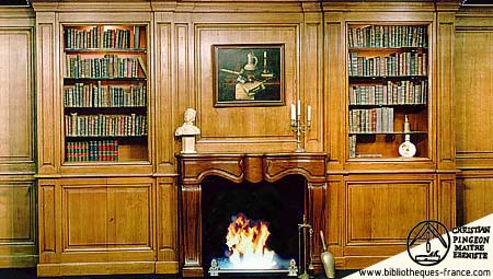 bibliotheque ancienne biblioth ques anciennes bibliotheques anciennes. Black Bedroom Furniture Sets. Home Design Ideas